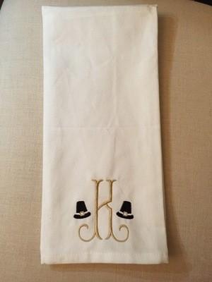 Thanksgiving Dish Towels