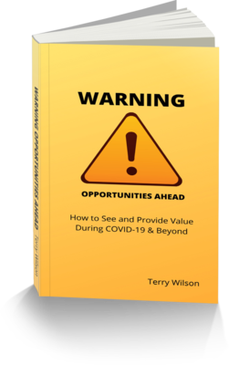Warning Opportunity Ahead. How to see and provide value during COVID-19 & beyond. - Audio Video Training
