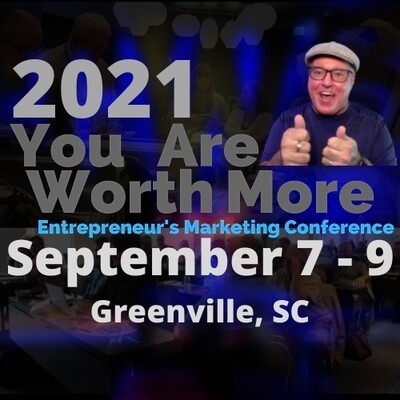 Worth More Conference Tickets - Sept 7-9, 2021