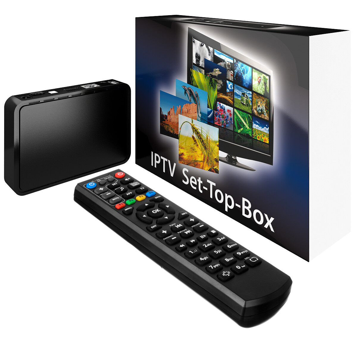 IPTV Set Top Box MAG 250