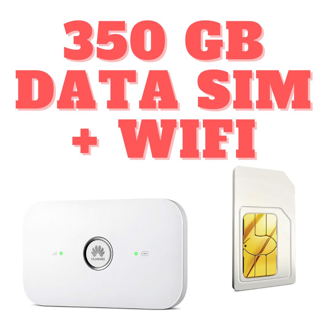 WIFI 350 GB
