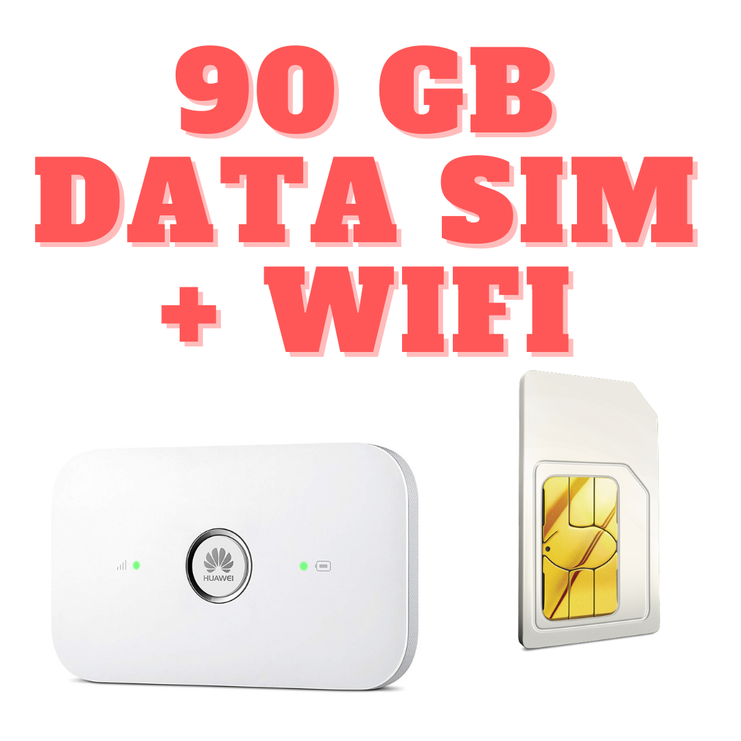 WIFI 90 GB