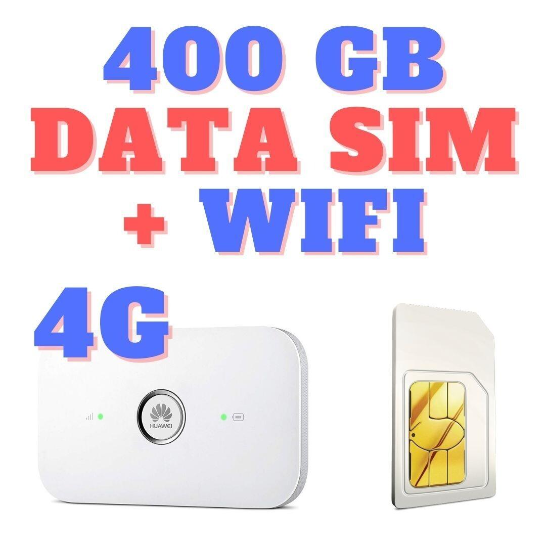 WIFI 400 GB