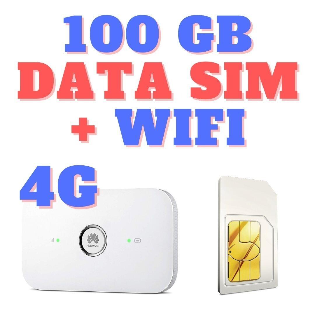 WIFI 100 GB