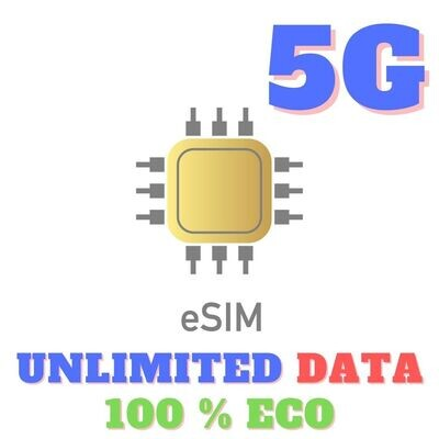eSIM Unlimited