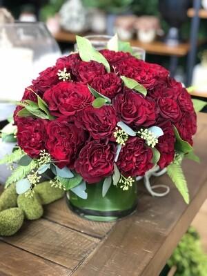 Three Dozen Roses- Low