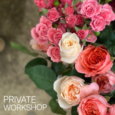 PRIVATE WORKSHOP ON 4/22/2021