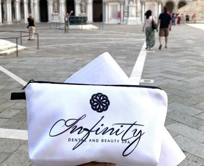 Infinity Cosmetic Bag