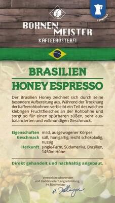 Espresso Honey Yellow Bourbon