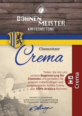Chemnitzer Crema- Kaffee Crema