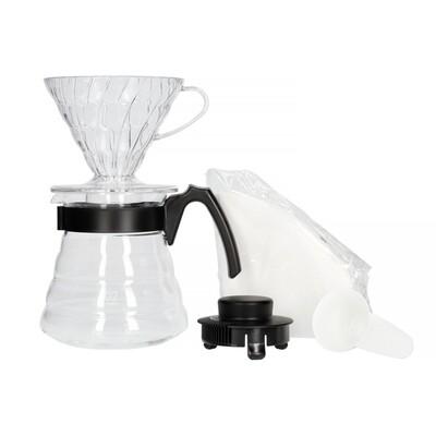 Paket zum Starten Hario + Kaffee deiner Wahl