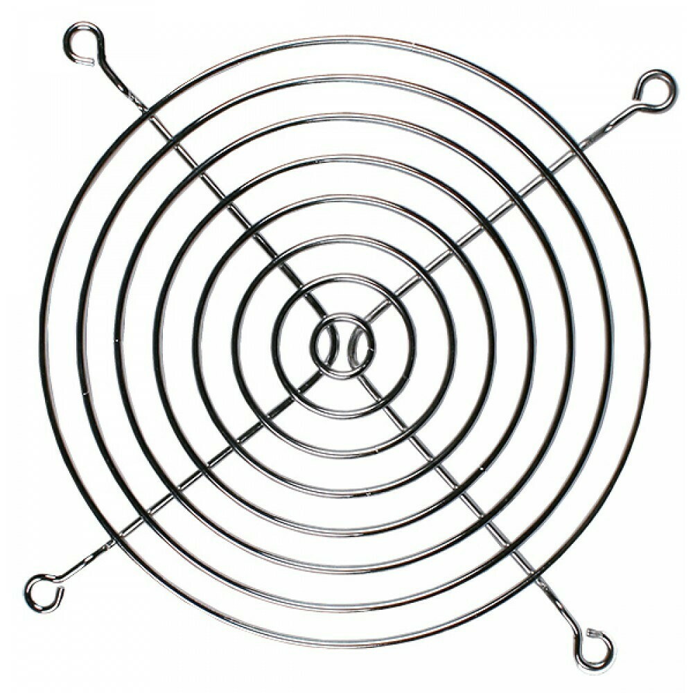 Решетка для вентилятора 120х120мм