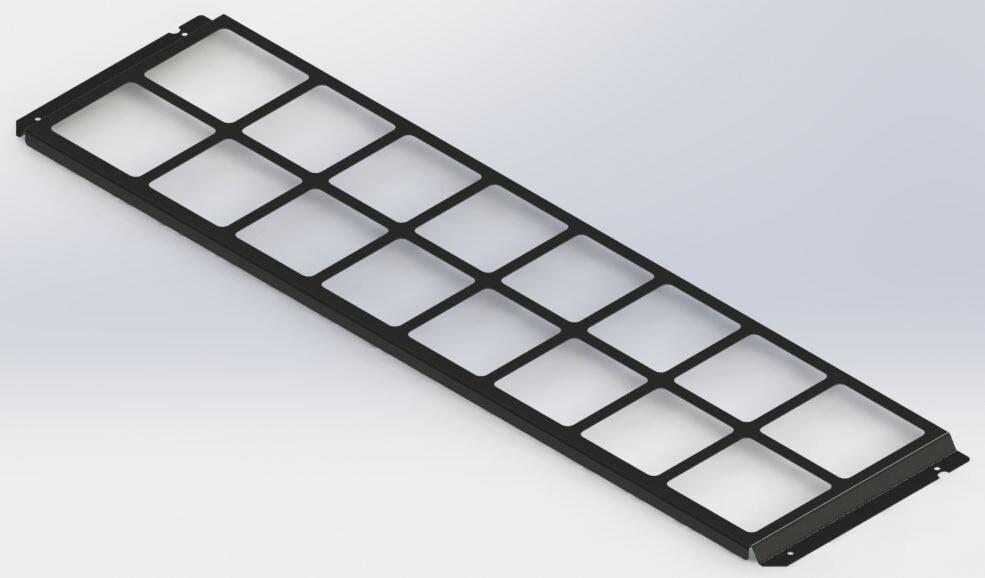 Кассета Cryptone-12 для сменных фильтров ФВР G3