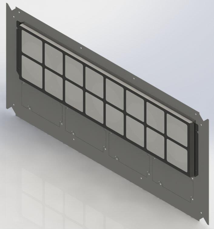 Сменные фильтры ФВР G3 для Cryptone-12 5шт