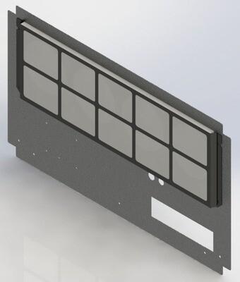 Сменные фильтры ФВР G3 для Cryptone-9 5шт