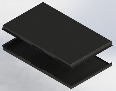Увеличенные крышки для Cryptone-8R (2 шт.)