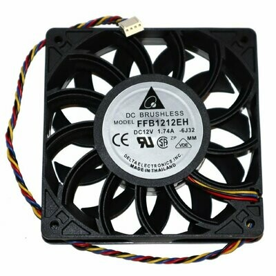Вентилятор Delta FFB1212EH 1,74A вентилятор для корпуса 120х120х25мм