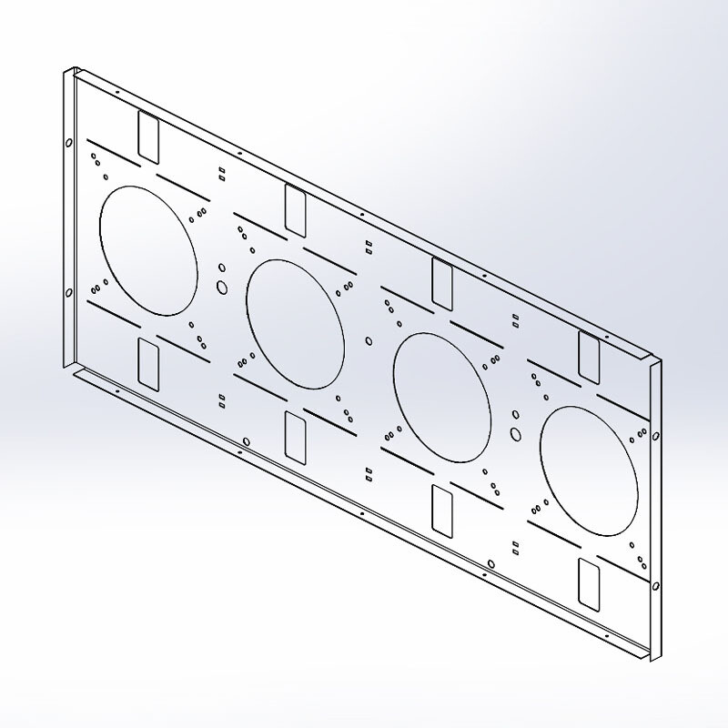 Панель для вентиляторов BigCryptone-8R