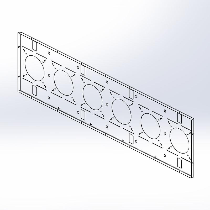 Панель для вентиляторов BigCryptone-12R