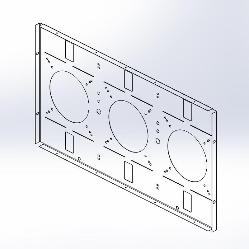 Панель для вентиляторов BigCryptone-6R