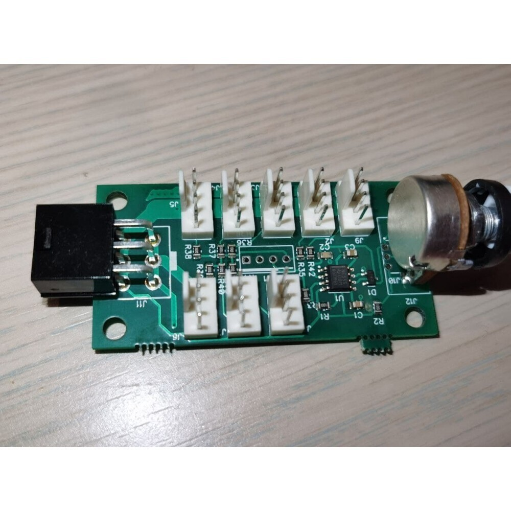 Регулятор ШИМ контроллер для вентиляторов 4pin