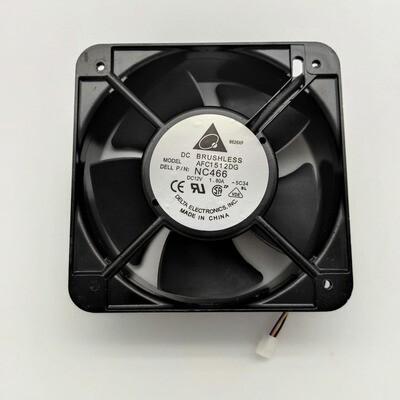 Вентилятор DELTA AFC1512DG 1,80A 150х150х50мм pwm 4pin, 3500 об., 258.8 CFM, 56.5 дБ