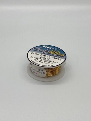 4561 22 Gauge Gold Wire
