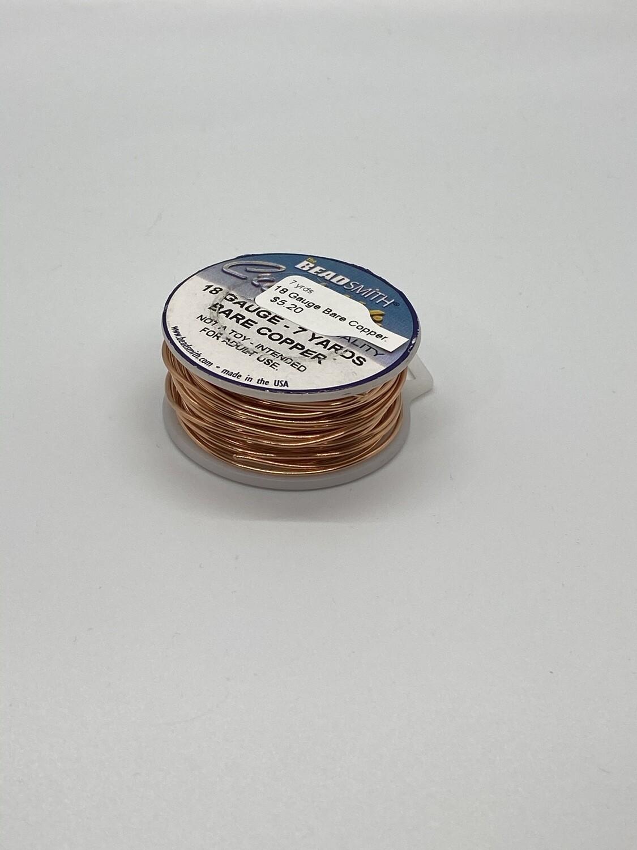 9428 18 Gauge Bare Copper.