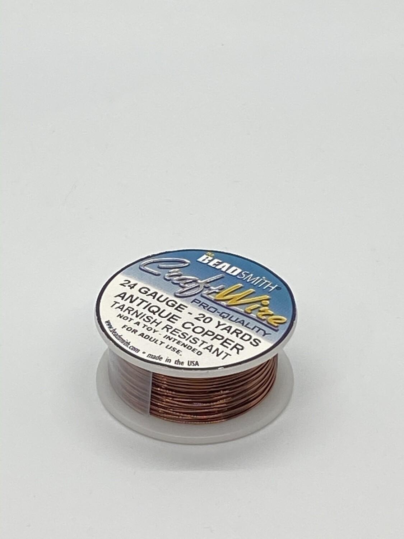 8846 24 Gauge Antique Copper