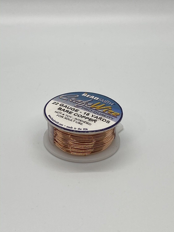 9426 22 Gauge Bare Copper