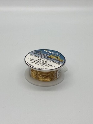 4554 24 Gauge Gold Wire