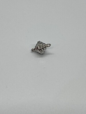 5343 Magnetic Clasp Bicone 14x10mm