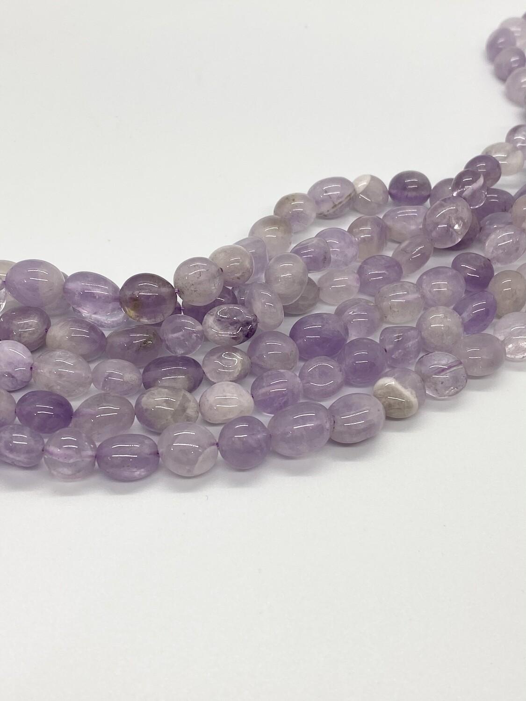 9098 Lavender Amethyst Pebbles