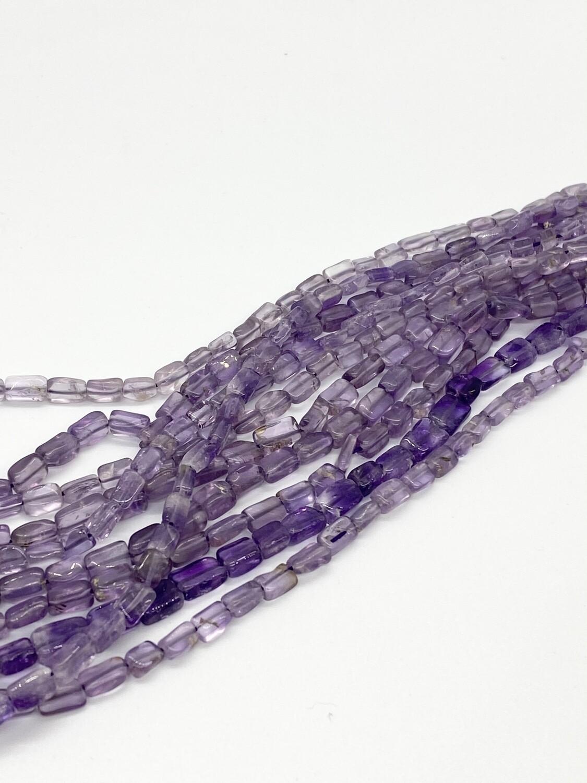 9304 light Amethyst Rectangles