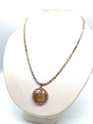 9505 Moonstone,Pave pearl