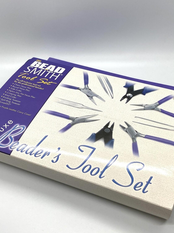 7594 Delux Beader Tool Set 10pcs
