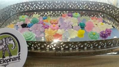 7903 Acrylic Spring Flower mix