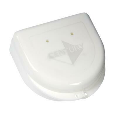 Mouth Guard Carry Case Clear