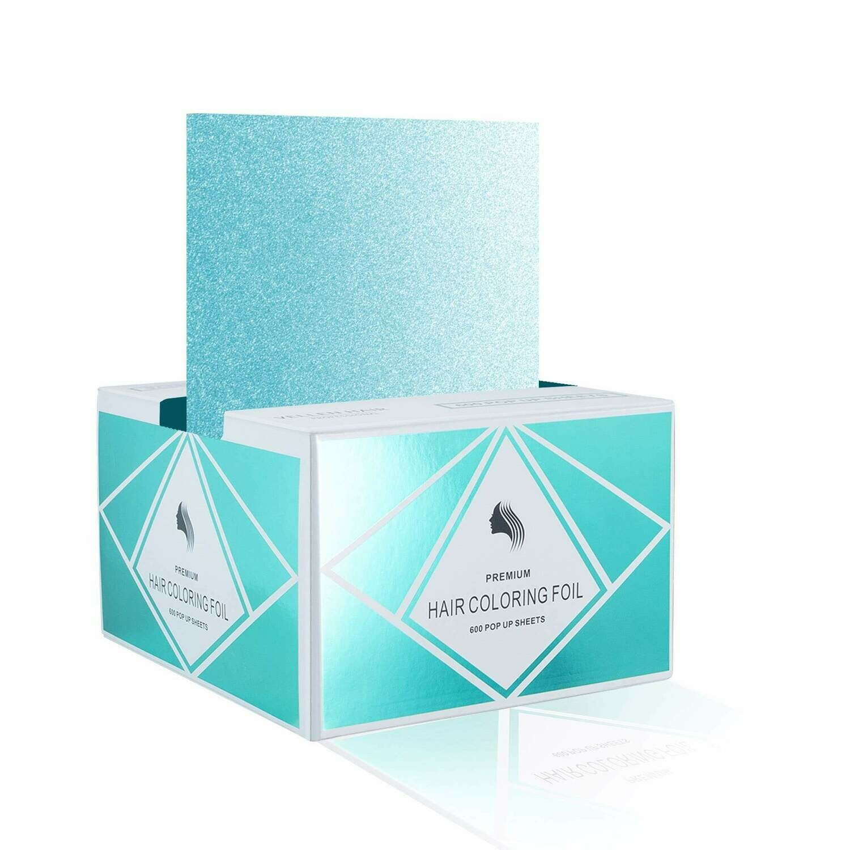 Hojas papel aluminio VELLEN HAIR 5x11