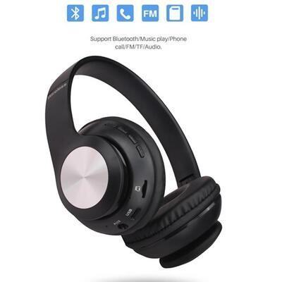 Geeko iPerfect Bluetooth Wireless On Ear Stereo Headphones