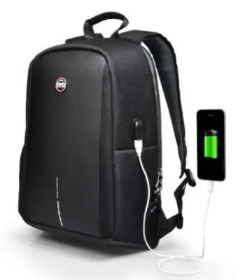 Port Designs CHICAGO EVO BP 13/15.6-inch Notebook Case 15.6-inch Backpack Black