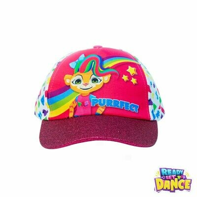READY SET DANCE - Twirl Cap