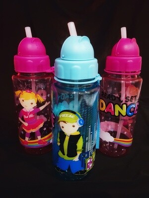 READY SET DANCE Drink Bottles