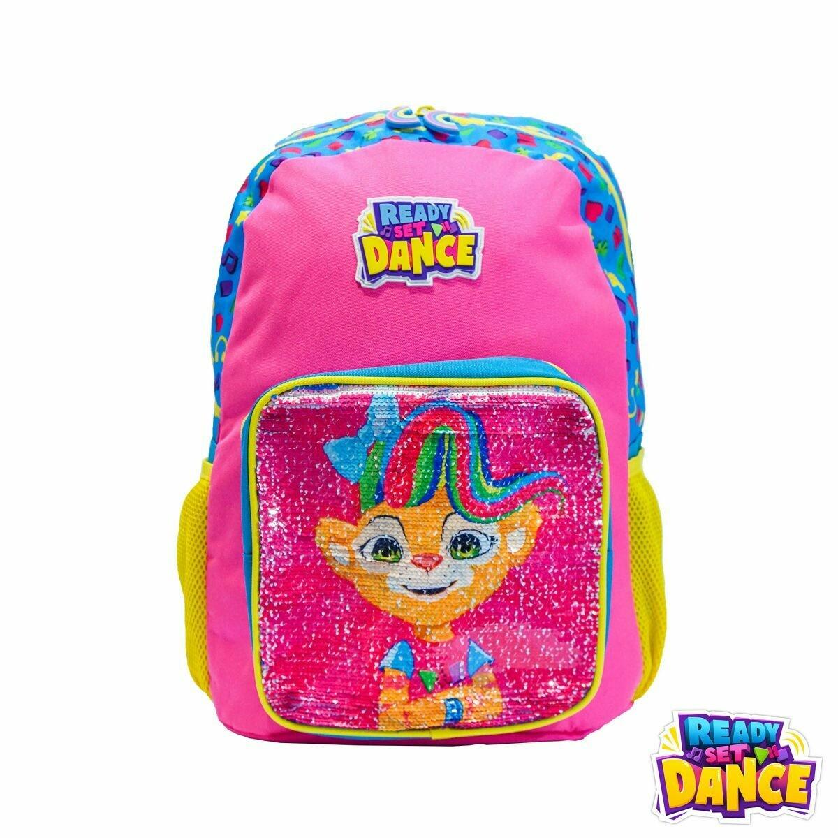 READ SET DANCE - Twirl Backpack