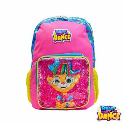 READ SET DANCE - Twirl Backpack