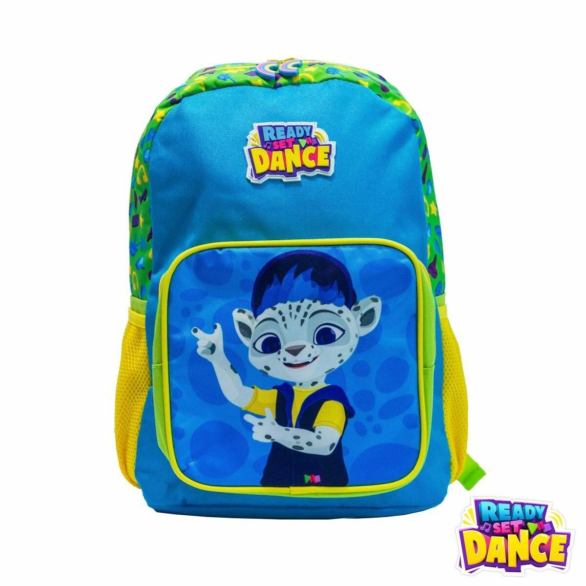 Ready Set Dance Freeze Backpack