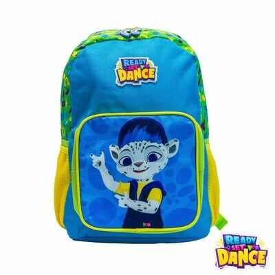 Ready Set Dance Freeze Backpack
