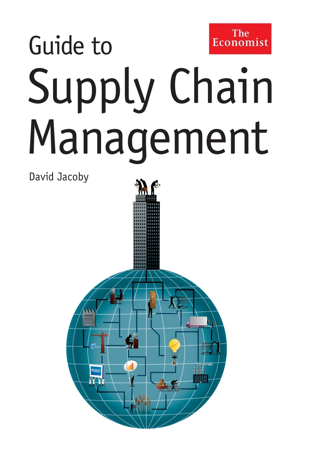 Book: The Guide to Supply Chain Management