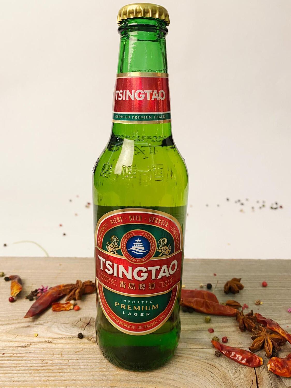 Bière chinoise (Qingdao)