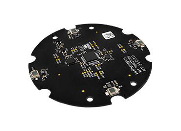Геоскан Пионер - Бортовой модуль ИК навигации в помещении